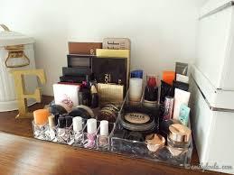 makeup storage dressing table emilyloula