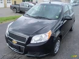 2009 Chevrolet Aveo Aveo5 LT in Black Granite Metallic - 369961 ...