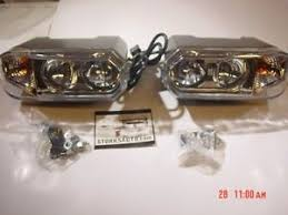 new style curtis sno pro 3000 plow lights snowplow light kit image is loading new style curtis sno pro 3000 plow lights