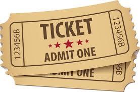 Free Tiket Ticket Png Images Transparent Free Download Pngmart Com