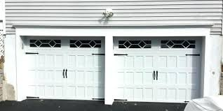 garage door trim installation replacement
