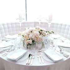 round table decoration ideas wedding wedding table