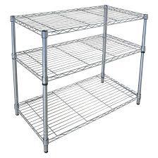 room essentials 24 horizontal shelf amazing adjule 3 tier wide wire shelving chrome room