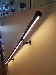 Led Handrail Lights 17 Top Stairway Lighting Ideas Spectacular With Modern