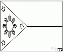 Kleurplaten Vlaggen Van Landen Van Azië Kleurplaat 2