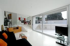 White Box Architecture Modern Design By Moderndesign Org In Spain - Modern houses interior and exterior