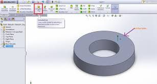 Circular Pattern Solidworks Awesome How To Use SolidWorks Circular Pattern Feature Tool Helps Designers