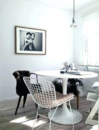 ikea round table white round dining table 5 times looked deceptively elegant dining room design round ikea round table