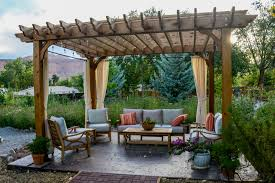 how to build a pergola with ease the