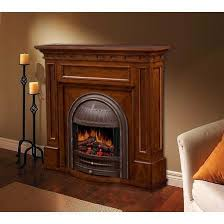 dimplex cfp4949bw 38 inch hastings electric fireplace with burnished walnut mantel