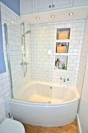 remodel bathtub shower torontosoldinfo small bathtubs with shower small shower baths 1200mm