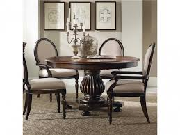 chic and creative 54 round pedestal dining table 7 round table73