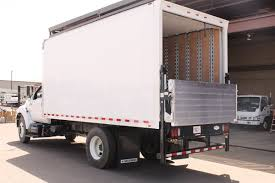 tommy gate liftgates for flatbeds box trucks what to know a straight truck tommy gate railgate