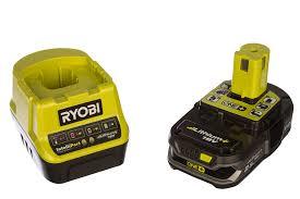 <b>Набор</b> Ryobi ONE+ RC18120-125 5133003359 <b>аккумулятор</b> (18 В ...
