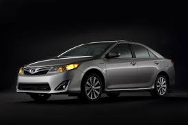 2012-2013 Toyota Avalon, Camry, Venza Recalled for Airbag Flaw ...