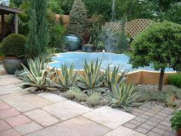 Small Picture Tranquil Mediterranean Garden Ahigonet Home Inspiration