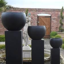 contemporary garden feature range