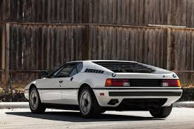 Coupe Series 1981 bmw m1 price : BMW M1 to Set Record Price at Auction - Exotic Car List