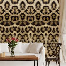 leopard removable wallpaper self adhesive decals
