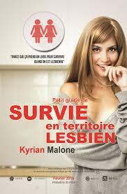 lesbienne connue en france