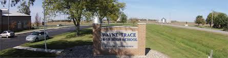 wayne trace local school district central office wayne trace jr sr high school