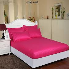 satin cotton bed sheets twin full queen