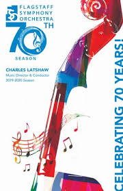 Flagstaff Symphony Orchestra Season 70 Program By Heather