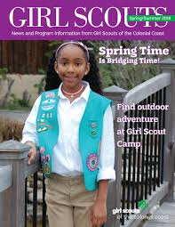 Spring 2018 - GSCCC Magazine by Girl Scouts of the Colonial Coast - issuu