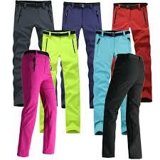 2017 <b>Update Women</b> Thick Warm Fleece Softshell Pants Fishing ...