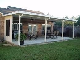 aluminum awnings for patios beautiful patio design purvis cover best aluminum patio covers baton rouge