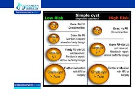 Ovarian Cyst Size Chart Ovarian Cyst Size For Surgery