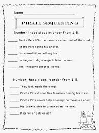 Sequencing Worksheets 5Th Grade Free Worksheets Library | Download ...