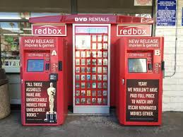 Who Makes Redbox Vending Machines Cool Entertainment And No These Are Not Photoshopped Redbox Believes