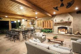outdoor kitchens with fireplace. Interesting With Outdoor Kitchen CONTRACTOR LOCAL AREAS WE SERVE With Kitchens Fireplace E