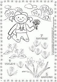Kindergarten Spring Activity Worksheets For Kids | Fun At The ...