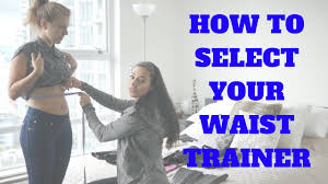 How To Select Your Waist Trainer Size Yourself