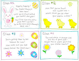 easter egg hunt template easter morning scavenger hunt free printable happy home fairy