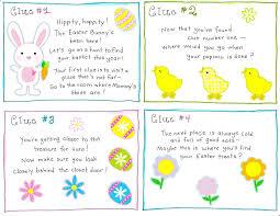 easter egg hunt template easter morning scavenger hunt free printable happy home fairy