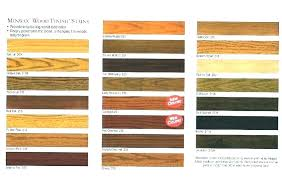 Minwax Wood Stain Colors Chart Deck Stain Color Charts Chart Download By Outdoor Minwax