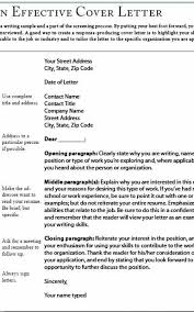 Elements Of A Cover Letters Elements Of A Cover Letter Formatted Templates Example
