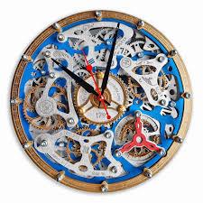 for automaton wallclocks at woodandroot anniversary gift antique antique clock art art clock automaton birthday