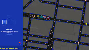 you can now turn any google map into a pacman game – consumerist