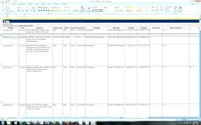 Excel Time Log Template Packed With Monthly Template For Frame