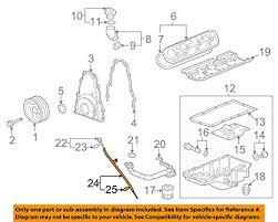 amazon com general motors 12625031 engine oil dipstick tube seal image unavailable