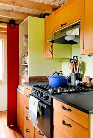 Tiny Kitchen Tiny House Living Cooking In A Tiny House Kitchen
