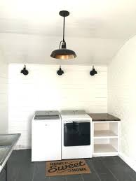 lighting for laundry room. Decoration: Lighting For Laundry Room Installing New Barn Lights In Our Addition Best Small