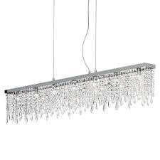 Хрустальный <b>светильник Ideal Lux GIADA</b> CLEAR SP7 - купить ...