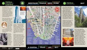 Animated Travel Map Travel Along The Historic Trails Of Lower Manhattan With