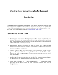 every job applications sample cover letter that works i need a cover letter for my resume