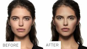 contouring tutorial for round shaped faces by smashbox cosmetics sephora you
